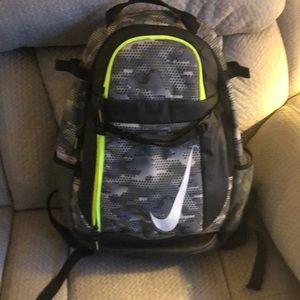 Nike baseball bag that was barely used.